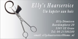 mini-Elly's haarservice